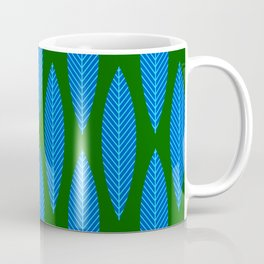 Leaf Pattern_002 Coffee Mug