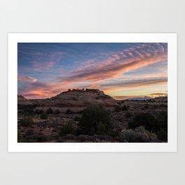 Canyonlands Sunrise Art Print