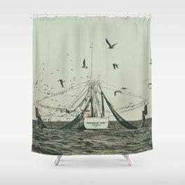 Deborah Ann Shower Curtain