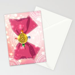 Moon Crystal Power, Make Up! Stationery Cards