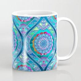 Radiant Boho Color Play Coffee Mug
