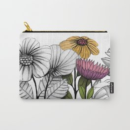 Lush garden Carry-All Pouch