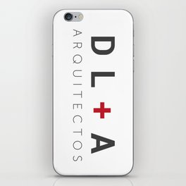 DL+A Architects iPhone Skin