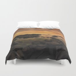 Let This Moment Last Duvet Cover