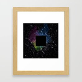Square Framed Art Print