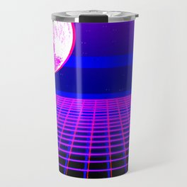Once In A Neon Moon Travel Mug
