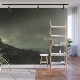 The Hills Show The Way Wall Mural