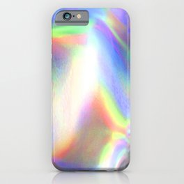 Luxurious Hologram Art iPhone Case