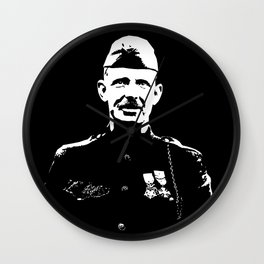 Sergeant Alvin York Wall Clock