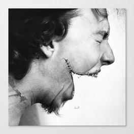Speak Out Canvas Print
