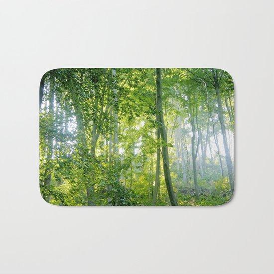 MM - Sunny forest Bath Mat