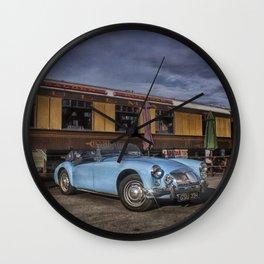 Classics MG And Pullman Wall Clock