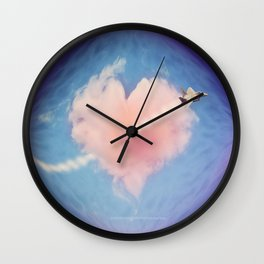 CUPIDS ARROW 21st CENTURY - 038 Wall Clock