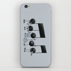 The Entertainer iPhone & iPod Skin