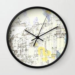 Nothing,my dear, endures Wall Clock