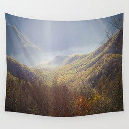 Dawn Wall Tapestry