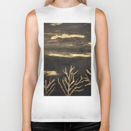 For the Love of gold Biker Tank