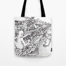 Mindtrigger Tote Bag