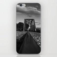 On the rail iPhone & iPod Skin