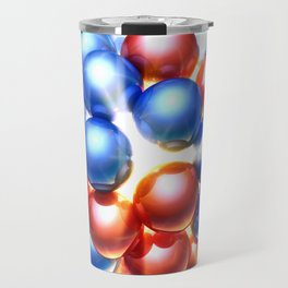 Nuclear fission Travel Mug
