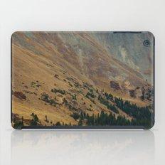 warm valley iPad Case