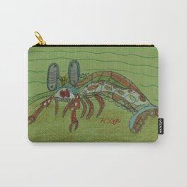 Mantis Shrimp Carry-All Pouch