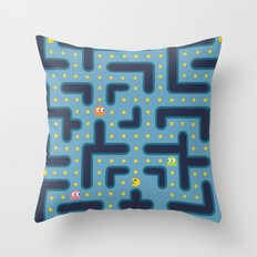 RETRO GAME Throw Pillow