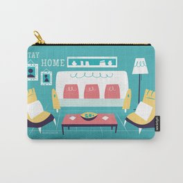 :::Minimal living room::: Carry-All Pouch