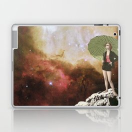 Lady in Space I Laptop & iPad Skin