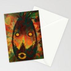 Spirit Mask Stationery Cards