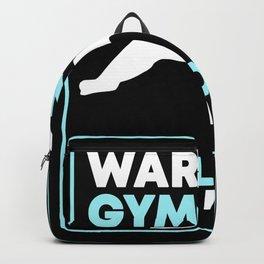Gymnastics And Acrobatics Backpack