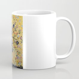 Abstract Art Landscape Original Painting ... Flowering Tree Coffee Mug