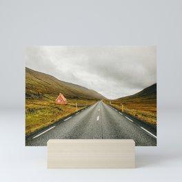 Road Trip VI Mini Art Print