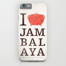 I Heart Jambalaya Slim Case iPhone 6s