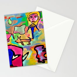 Creative Art 204 Stationery Cards