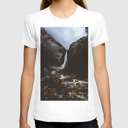 Lower Yosemite Falls II T-shirt