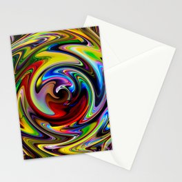 Abstract - Perfection 100 Stationery Cards