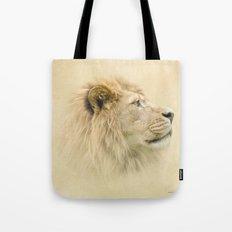 Lion II Tote Bag
