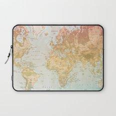 Pastel World Laptop Sleeve