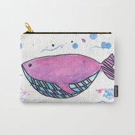 cosmic whale Carry-All Pouch