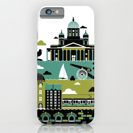 Helsinki iPhone & iPod Case