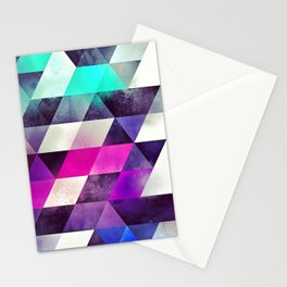 brykyn hyyrt Stationery Cards