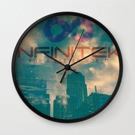 Infinitek Seattle Wall Clock