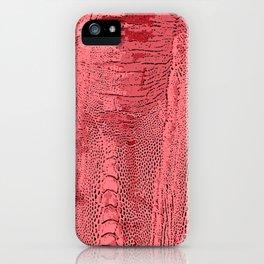 Big Bird in Red iPhone Case