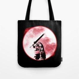 Berserker Moon Tote Bag