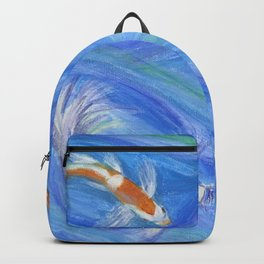 Swimming Koi Backpack