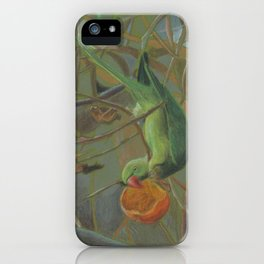 parrot 1 iPhone Case