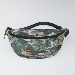 Leaves everywhere Fanny Pack
