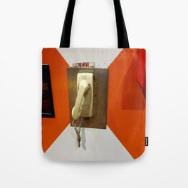 Tell It To Me Straight Tote Bag