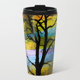 Evening Sky Travel Mug